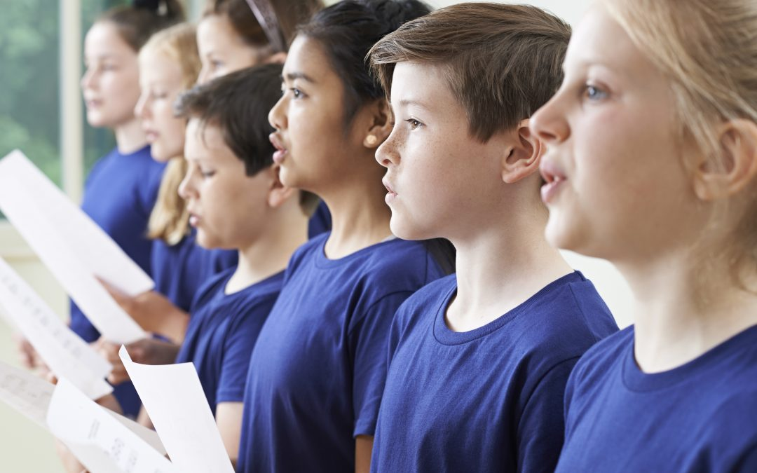 Primary School Choirs – Confirmed!