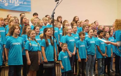 AmaSIng voices sing out for Macmillan