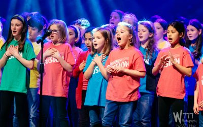 North Wales Schools Sing Their Hearts Out Celebrating Diversity and Being Unique 🏴